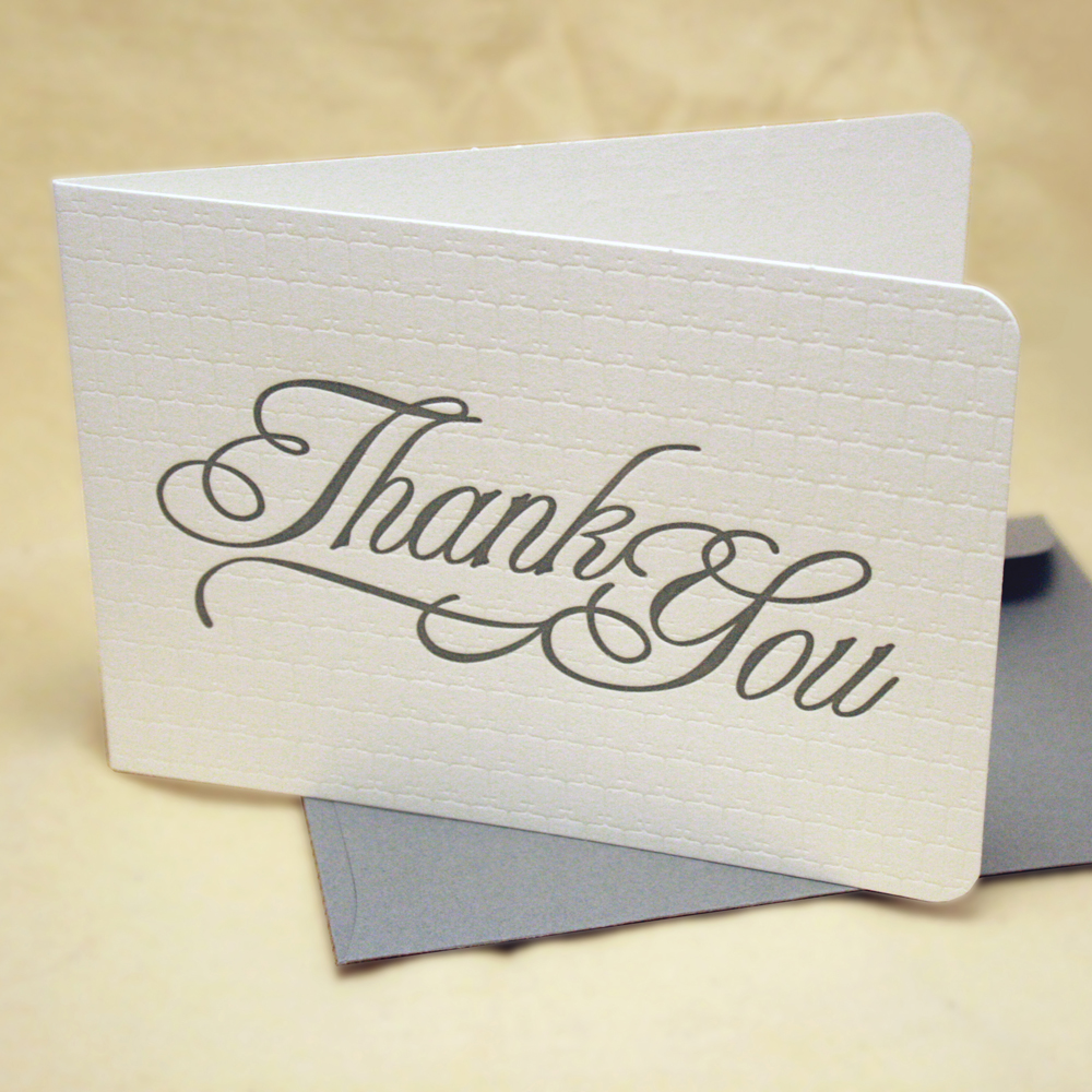 thank you card archives chicago wedding blog