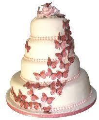 Butterfly Themed Wedding - Chicago Wedding Blog