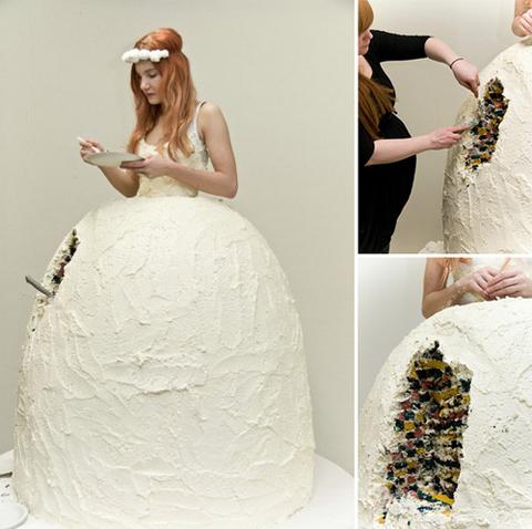 3 Unusual Bridal Gowns - Chicago Wedding Blog