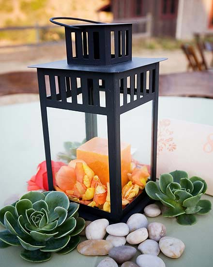 There are plenty of fun centerpiece ideas you just have to let yourself be