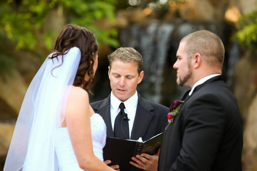The Wedding Officiants Guide How to Write and Conduct a