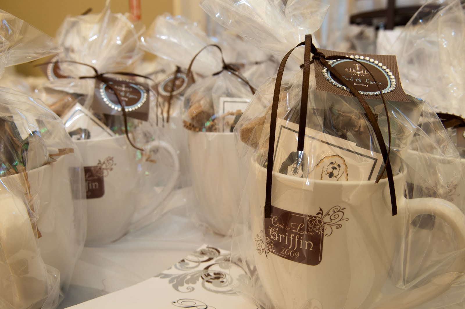 3 Unique Wedding Favor Ideas