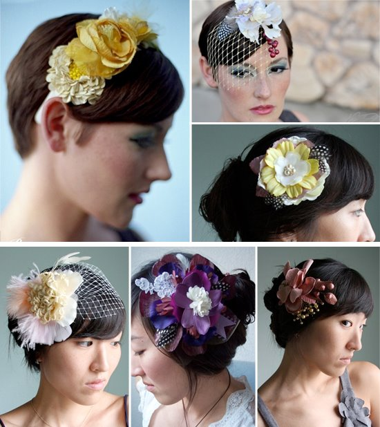 Wedding Flower In Hair: How To Wear Flowers In Your Hair On Your Wedding Day