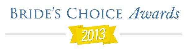 Brides Choice Awards 2013