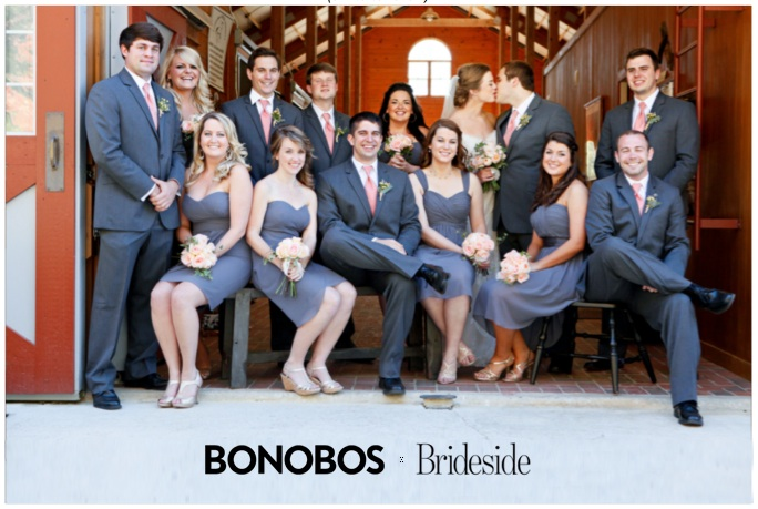 Brideside and Bonobos