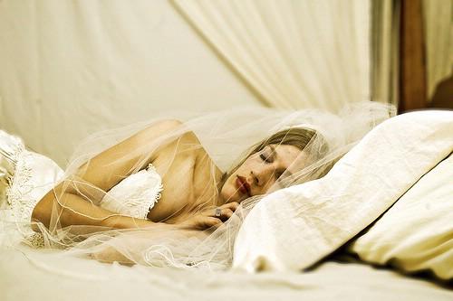 Sleeping-Bride