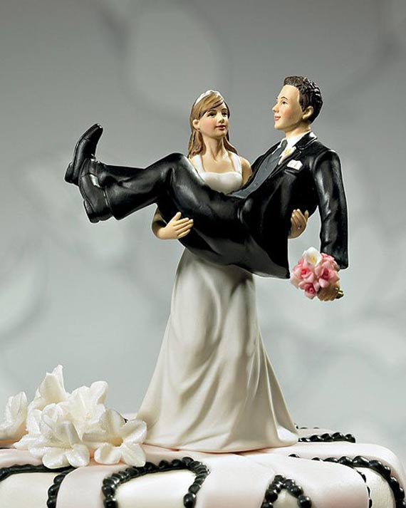 Wedding Cake Toppers By SimplyBridal