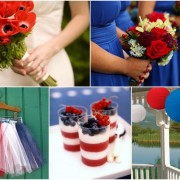 Fourth of July Infographic by SimplyBridal