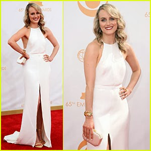 Taylor Schilling emmy 2013 red carpet