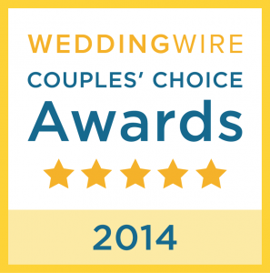 WeddingWire Couples' Choice Awards™ 2014
