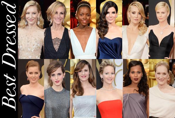 Oscars Fashion Roundup