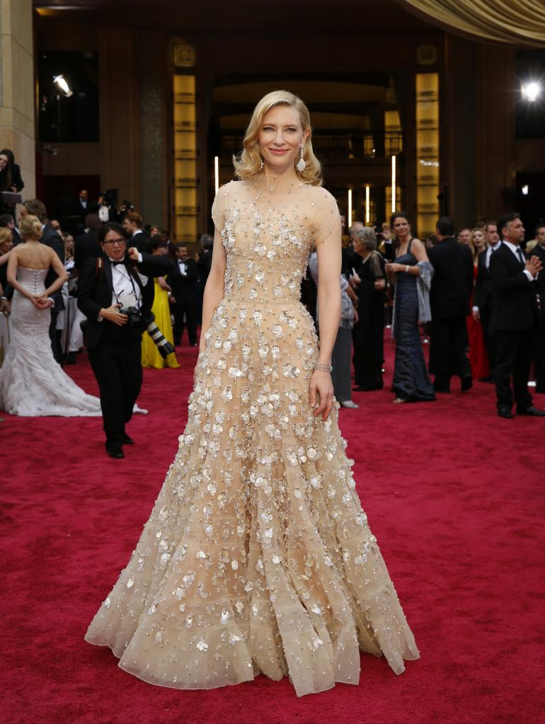 Oscars Fashion Roundup
