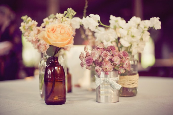diy centerpieces chicago wedding blog