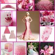 Spring Wedding Trend - Pink