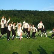 Golf Themed Wedding