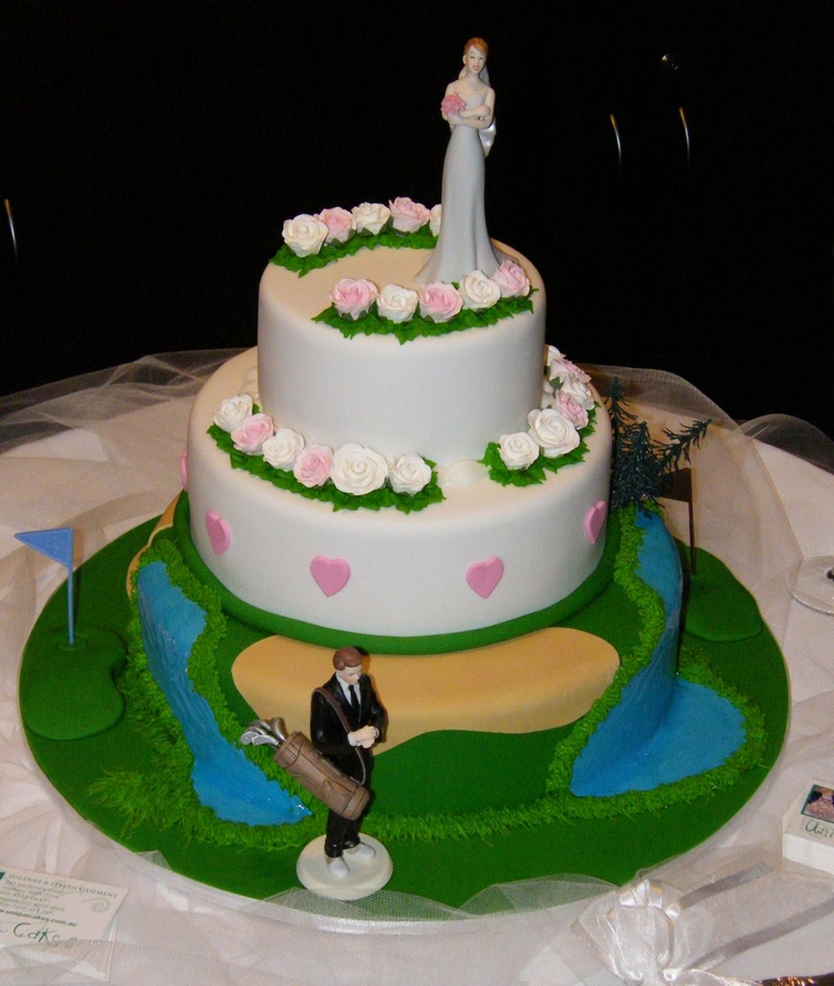 Golf Course Wedding Ideas
