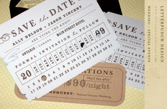 Save the Date Etiquette