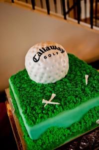 golf wedding