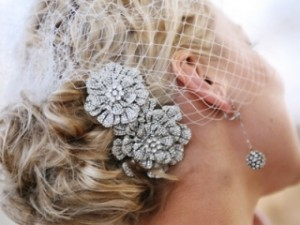 accessories for the blushing bride