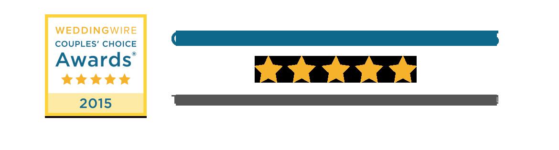 WeddingWire Couples' Choice Awards™ 2015