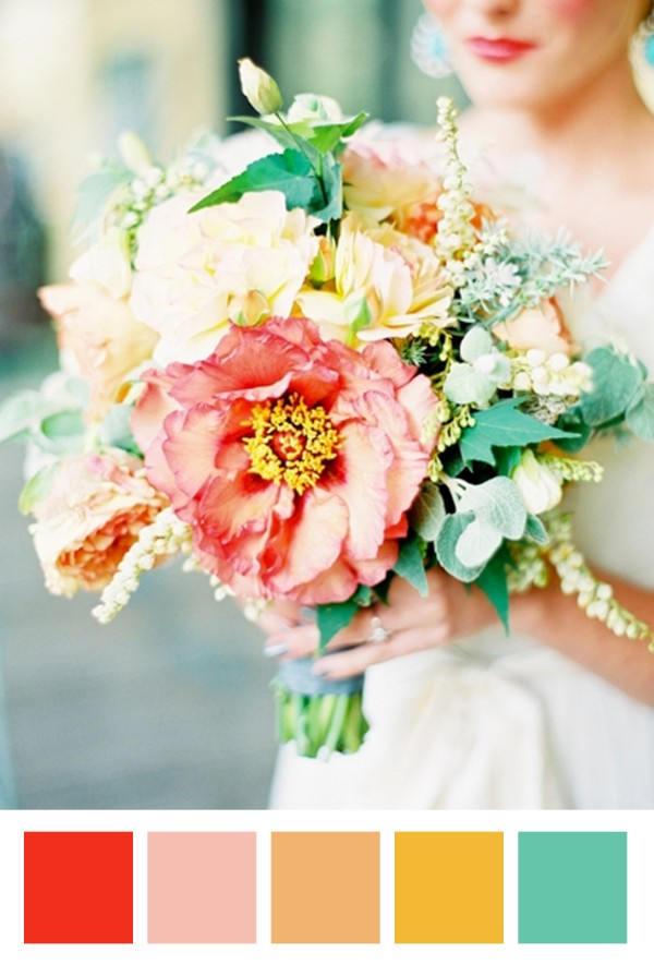 Color palettes and you chicago wedding blog color palettes and you junglespirit Gallery
