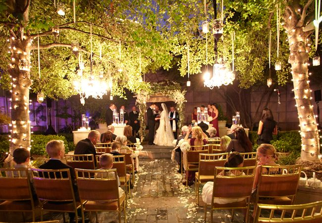 Rustic Ceremony Backgrounds
