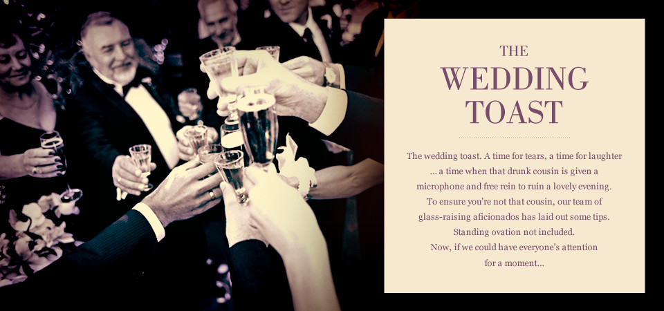 Wedding Toast Archives
