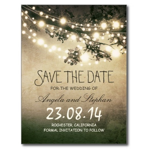 Save the Date Cards - Chicago Wedding Blog