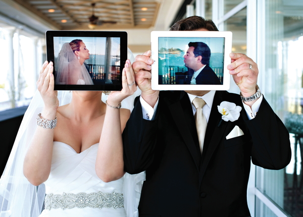 Technology at Weddings