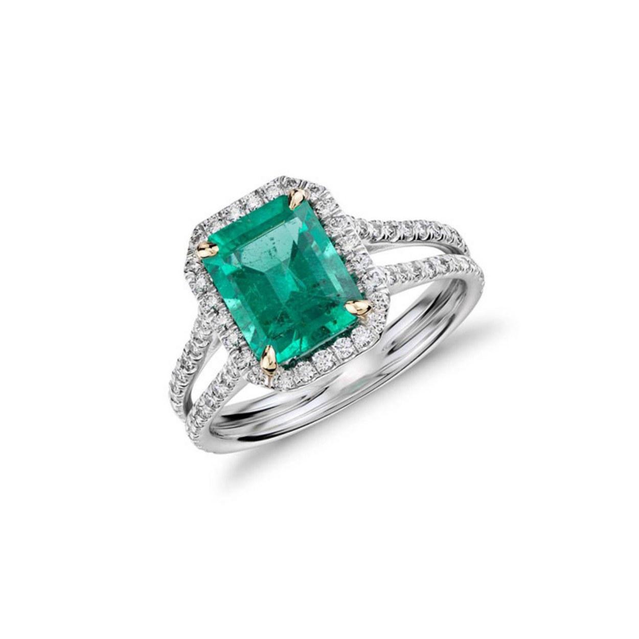 Colored Stones: Basil 5 Diamond Wedding Ring At Websimilar.org