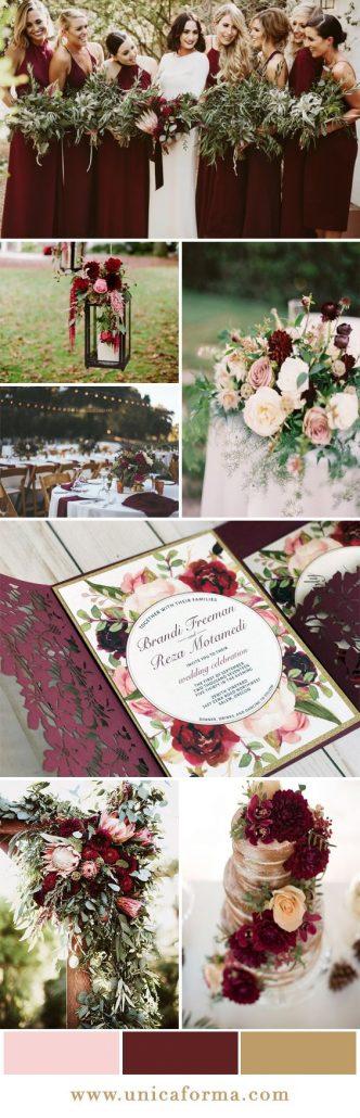 2018 wedding theme colors chicago wedding blog 2018 wedding theme colors junglespirit Images