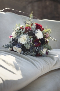 Texture Wedding Bouquet