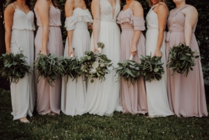 Different Bridesmaids Dress Styles
