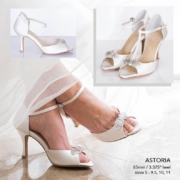 Five Comfortable Wedding Shoe Ideas