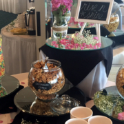 Daytime Wedding Breakfast Bar