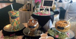 Daytime Wedding Breakfast Bar