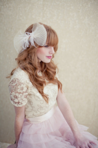Wedding Hairstyles with a Bow