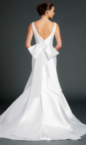 Bow Wedding Gown