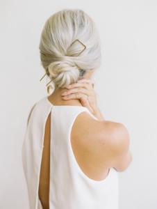 Low Bun 2020 Wedding Hairstyles