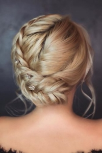 Braided 2020 Wedding Hairstyles