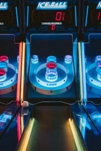 Arcade Bachelor Party Ideas