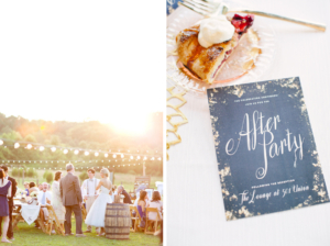 Wedding After Party Invitation