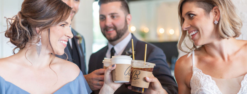 Wedding Reception Add-Ons, Coffee Cart