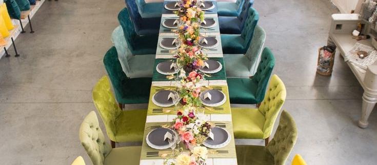 Wedding Decor Colors
