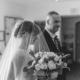 Vintage Wedding Blusher Veil