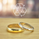 Recycled Wedding Rings
