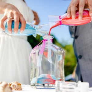 Sand Art Wedding Ritual