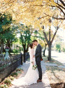 Neutral Fall Wedding Theme