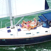 Bachelorette Party Sailing