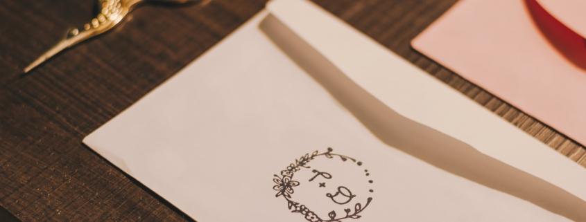 Monogram Newlyweds